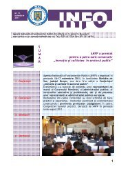 Buletin informativ intern nr. 11