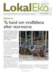 Fyrbodals distrikt - Skogsstyrelsen