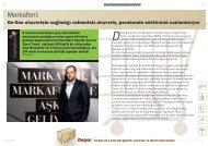 Dosya-Markafoni: On-line alışverişin sağladığı ... - Bilişim Dergisi