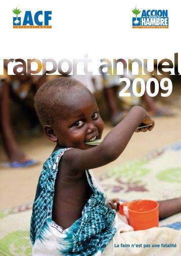 La faim n'est pas une fatalité - Acción Contra el Hambre