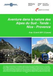 Nice - Provence - SERVRail