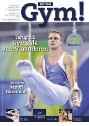 Gymgala van Vlaanderen - GymFed