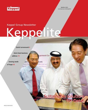 March 2012 - Keppel Corporation