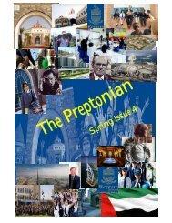 The Preptonian Spring Term 2012 Issue 4 - Repton School Dubai