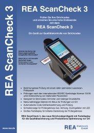 REA ScanCheck 3 - Hessing-Algaba GmbH