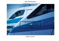 QUALITY REPORT FOR 2012 (Passenger Rights Regulation 1371 ...