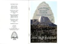 Saturday, April 07, 2007 - Philmont Document Archives