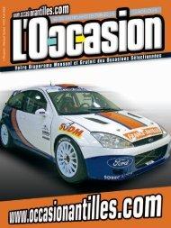 édition - Occasion Antilles