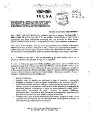 Tecnología y Servicios del Agua, S.A. de C.V.