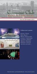 comunic club 3-2010 (pdf) - Foto, Kunst, Kultur