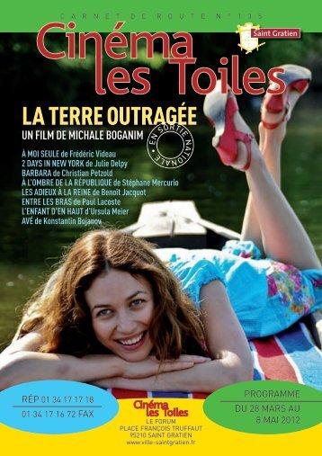 Les Toiles 28-Mar au 8-Mai 2012 - Vallée d'Art