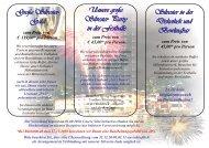 zum Preis von € 119,00* pro Person - Hotel Seebad-Casino