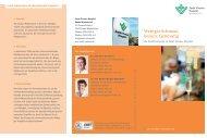 Flyer Anästhesiologie - Sankt Vinzenz Hospital