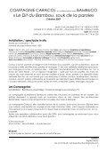 La Compagnie - Accueil - Free - Page 7