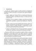 Políticas y lineamientos apoyos a la capacitación y actualización del ... - Page 5