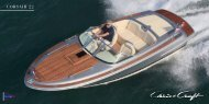 Chris Craft Corsair 22 Brochure - Grande Yachts International