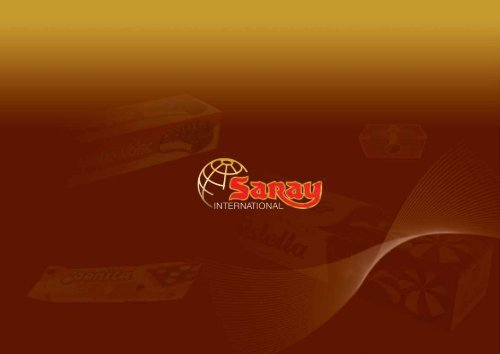 Nutrition Facts - Saray International AG