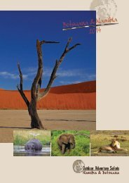 Katalog Outdoor Adventure Namibia 2014