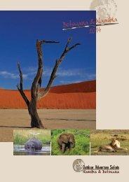 Katalog Outdoor Adventure Namibia 2014