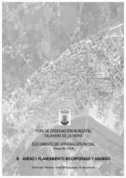 plan de ordenación municipal talavera de la reina ... - ISOTools
