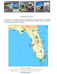 « D'Orlando à Key West » - Tourexcel