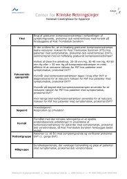 Titel Brug af gradueret kompressionsstrømpe i behandlingen af ...