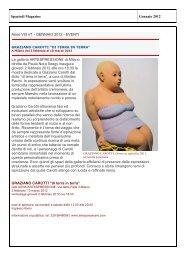 Articolo su Spaziodi Magazine - Artespressione