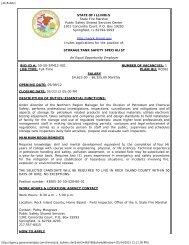 Job Bulletin - Center for Adoption Studies
