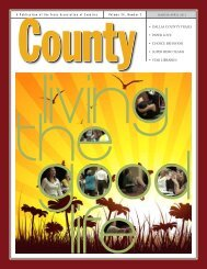 March/April - Texas Association of Counties