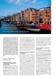 Holland – Kunst, Kultur & Koffiehuis