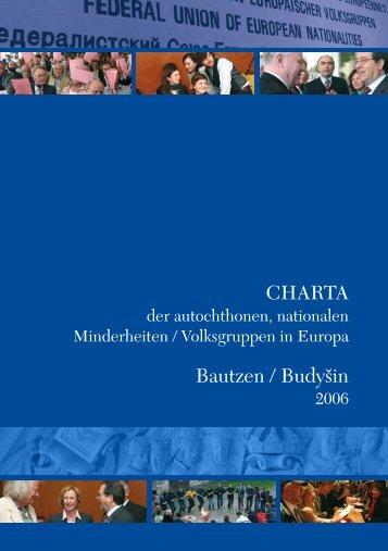 CHARTA Bautzen / Budyšin