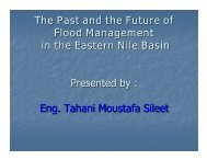 The Past and the Future of Flood Management in the Eastern ... - INBO