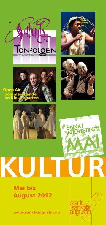Kultur - Stadt Sankt Augustin