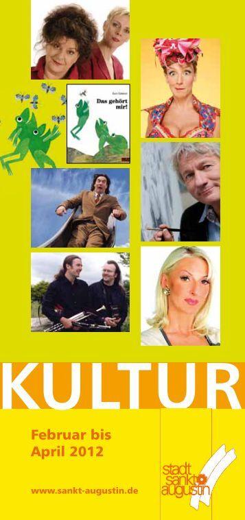 Februar bis April 2012 - Stadt Sankt Augustin