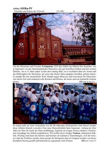 Afrika - Kapitel 151-200 - Hans Tuengerthal