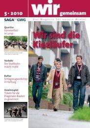 Wir sind die Kiezläufer - SAGA-GWG
