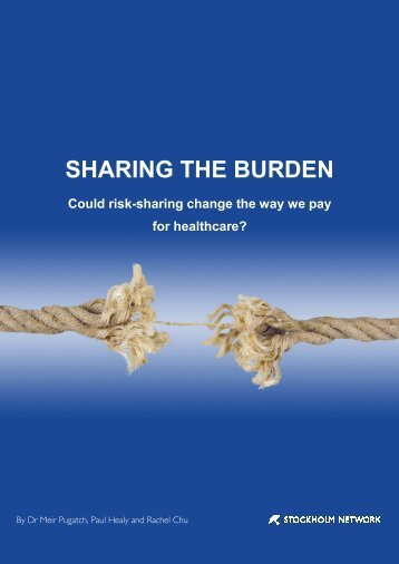 SHARING THE BURDEN - The Stockholm Network