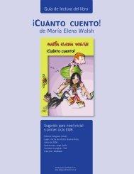 Â¡CUANTO CUENTO!.indd - Alfaguara Infantil