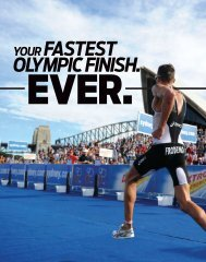 Your Fastest olYmpic Finish. - Evans Cycles