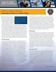 Fact sheet on sovereign citizens - International Association of Chiefs ...