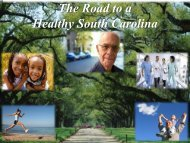 Patient care that is - South Carolina Hospital Association