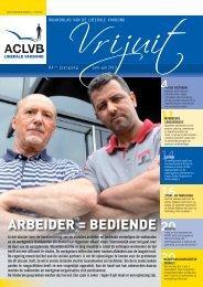 Vrijuit, editie juni 2013 - Aclvb