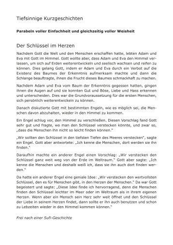 Arbeitsblatt Interpretation Kurzgeschichte : Beispiel einer interpretation zu borcherts kurzgeschichte