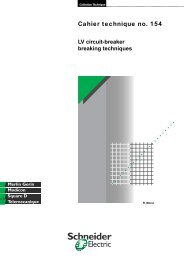 Low Voltage circuit-breaker breaking techniques - Schneider Electric