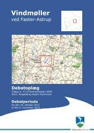 Vindmøller ved Faster-Astrup.pdf - Ringkøbing-Skjern Kommune
