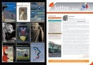 Editorial Sommaire - Fédération Photographique de France