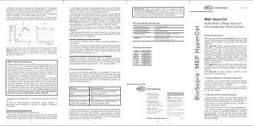 Prod Insert 290128 MEP HyperCel A3.qxp - Pall Corporation (PLL)