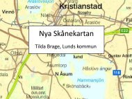 Nya Skånekartan