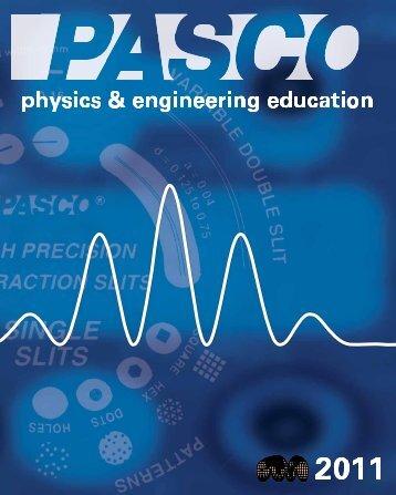 vue - Products - PASCO Scientific