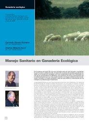 [2004] Manejo sanitario en ganadería ecológica